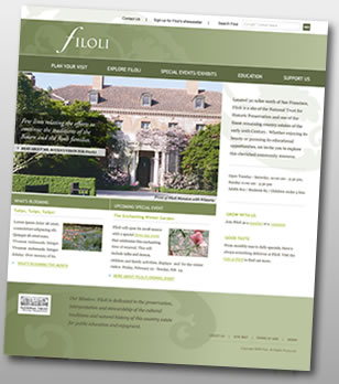Filoli Website